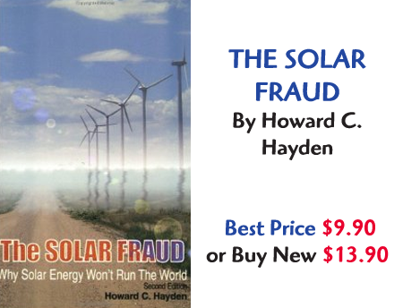 The Solar Fraud