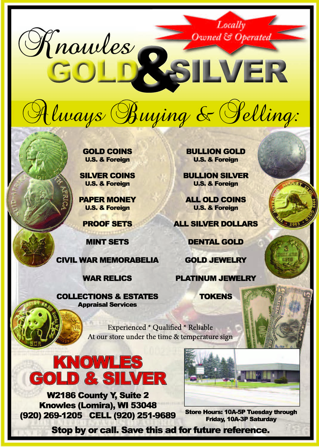 KnowlesGold&Silver